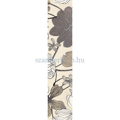 arte domino opium flower 74 x 360 mm