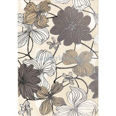 arte domino opium flower dekor 250 x 360 mm