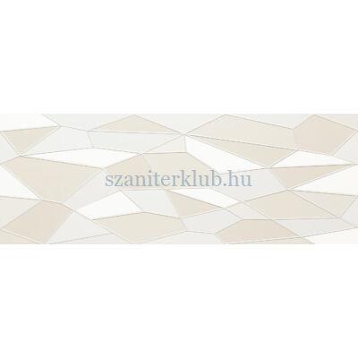 arte origami white dekor 32,8x89,8 cm