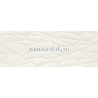 arte origami white str csempe 32,8x89,8 cm