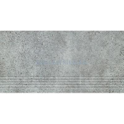 domino otis grey lépcsőlap 59,8x29,8 cm