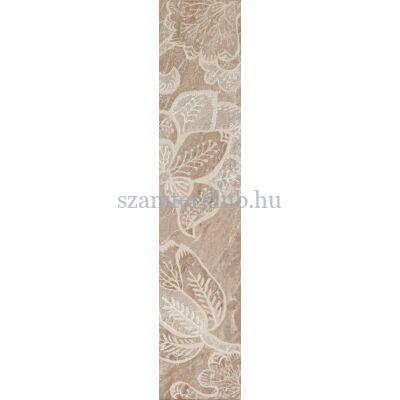 arte oxide brown dekorcsík 7,4x36 cm