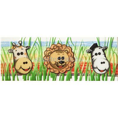 arte pastel safari 1 listello 7,4x20 cm