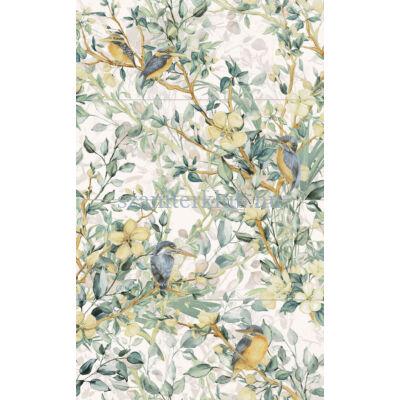 arte perla birds dekor 119,8x59,8 cm