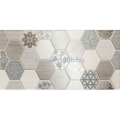 arte pinia grey decor 44,8x22,3 cm