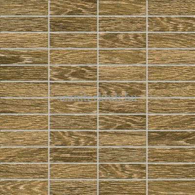 Arte rubra wood mosaic 29,8x29,8 cm