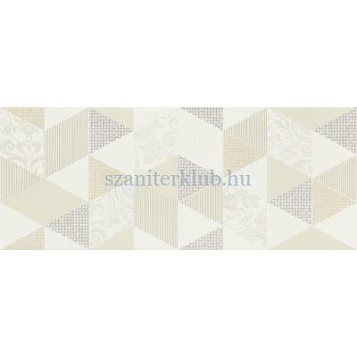 arte scarlet white dekor 29,8x74,8 cm