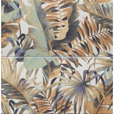 domino selvo jungle fali dekor 61,8x60,8 cm