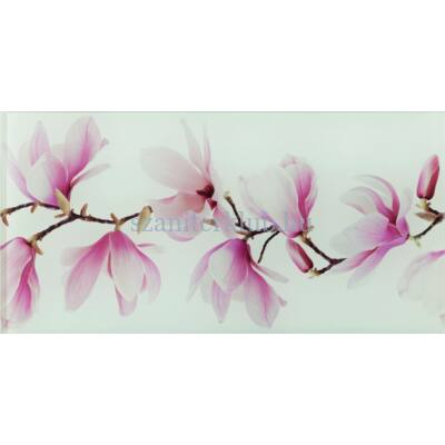arte tango flower dekor 448 x 223 mm