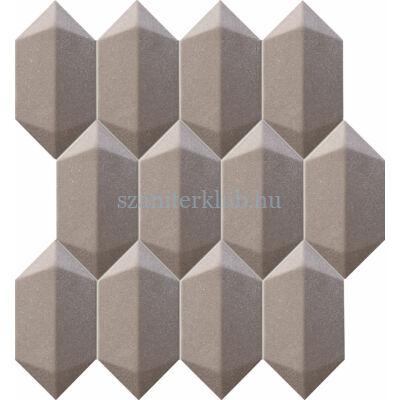 arte tapis graphite mozaik 291x265 mm