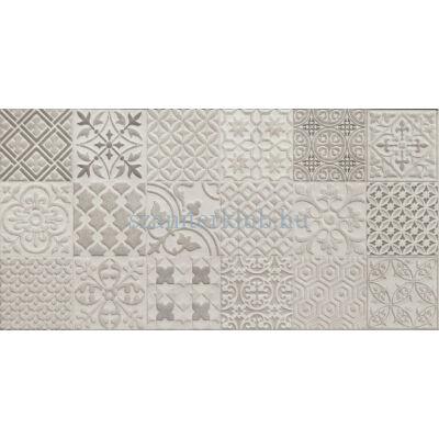 arte velvetia patch grey str csempe 30,8x60,8 cm