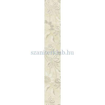 arte versus white listello 9,5x59,8 cm