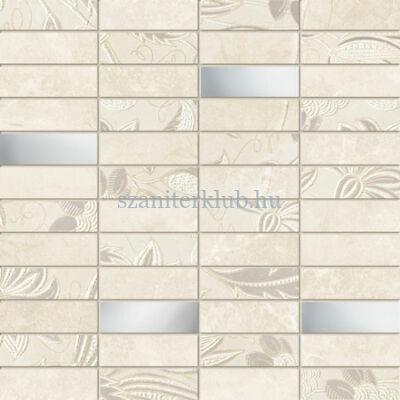 arte versus white mozaik 298x298 mm