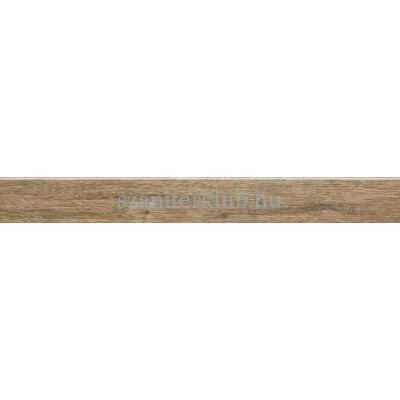 arte walnut brown str lábazat 59,8x7 cm