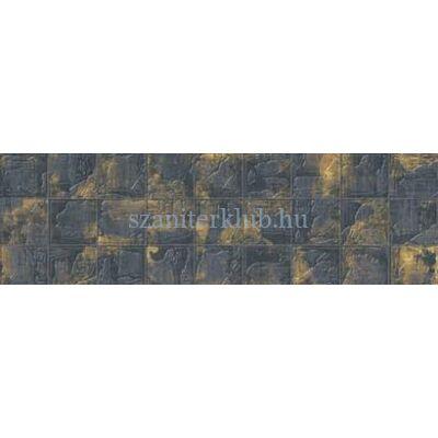 bellacasa bronx navy dekor 31,5x100 cm