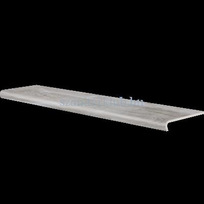 cerrad mattina bianco v-shape lépcsőlap 32x120,2 cm