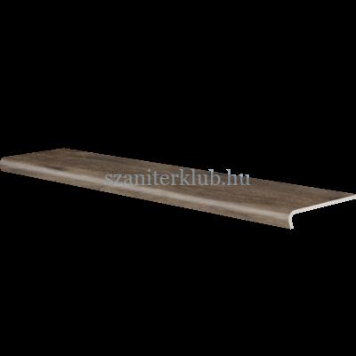 cerrad mattina marrone v-shape lépcsőlap 32x120,2 cm