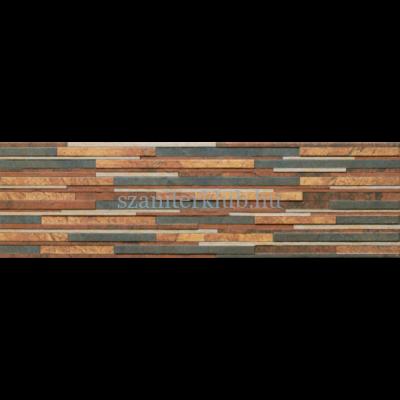 cerrad zebrina rust 175x600 mm