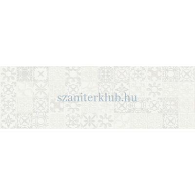 cersanit alaya inserto patchwork dekor 20x60cm