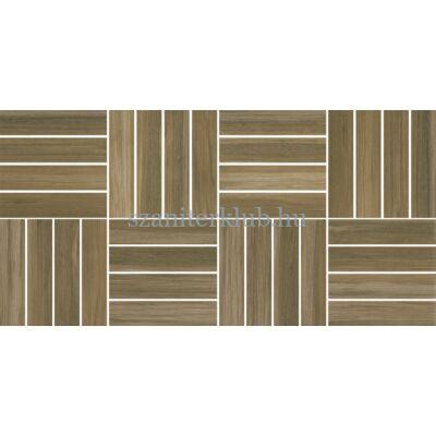 cersanit ambio brown mosaic 200 x 400 mm