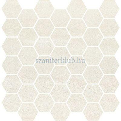 cersanit bantu heksagon small mozaik glossy 29x29,7 cm