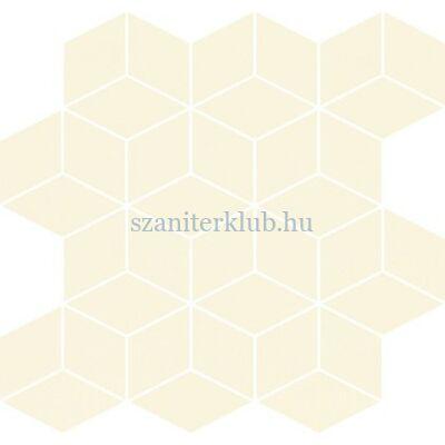 cersanit colour blink mosaic diamond cream 28x29,7 cm