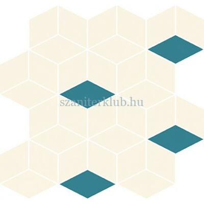 cersanit colour blink mosaic mix 28x29,7 cm