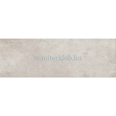 cersanit concrete style light grey csempe 20x60 cm