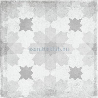 Cifre alchimia white decor brillo csempe 15x15 cm