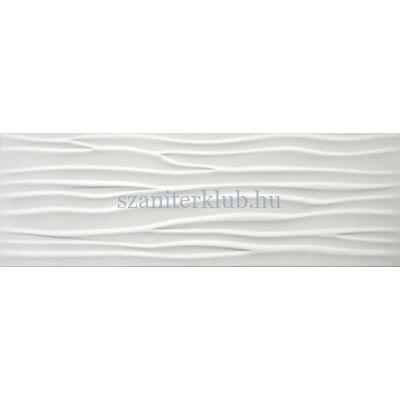 cifre glaciar wave mate csempe 30x90 cm
