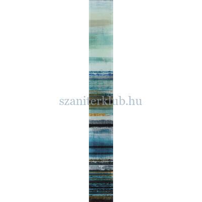 kwadro nati glass strip dekorcsík 48x400 mm