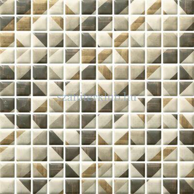 Paradyz enya grafit mix mozaik 298x298 mm