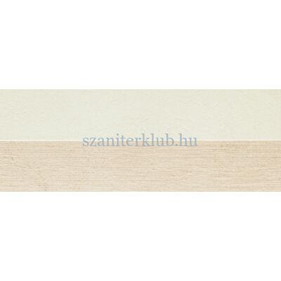 tubadzin balance ivory-grey str csempe 328x898 mm