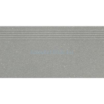 tubadzin urban space graphite lépcsőlap 298x598 mm